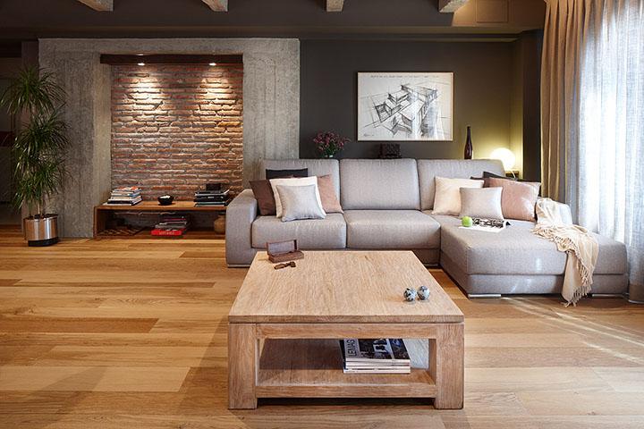 Sensae reportaje de un apartamento de alquiler en san for Comedor 20 metros cuadrados