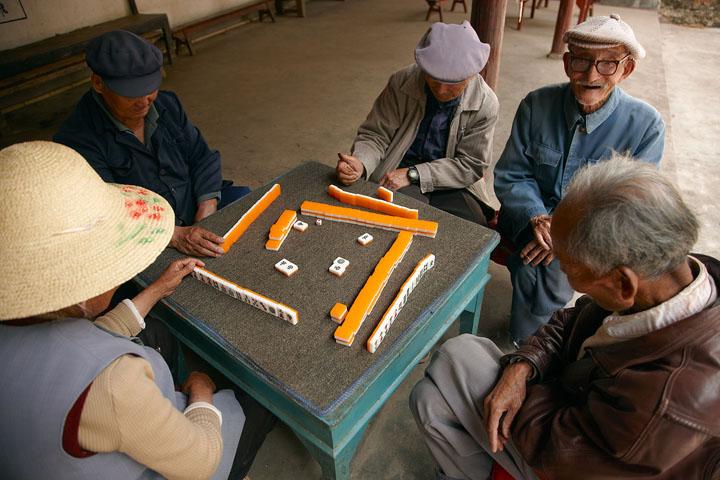 Viajando Por El Sur De China 08 Shaxi Es Un Pueblo Muy Tranquilo