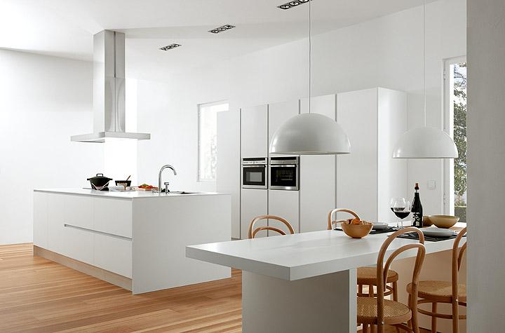 Reportaje de mobiliario de cocina - Muebles de cocina dica ...
