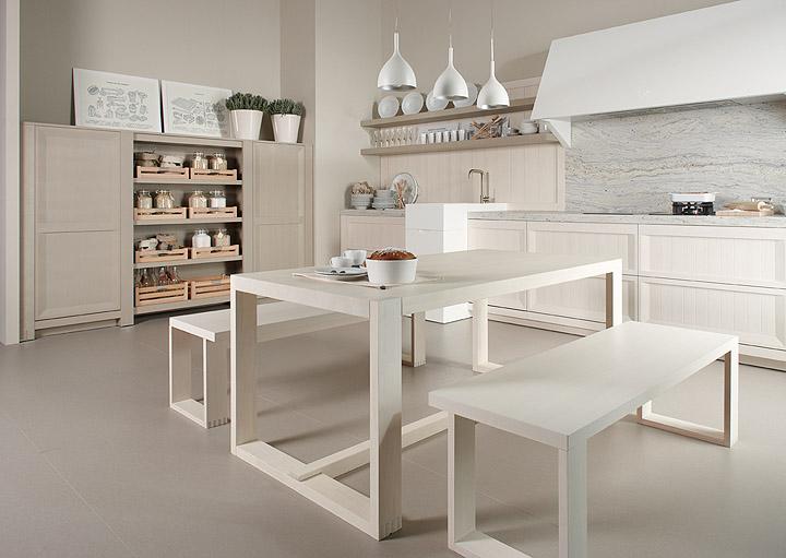 Reportaje de mobiliario de cocina for Muebles de cocina dica