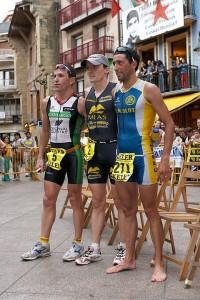 Triatlon de Zarautz 2005
