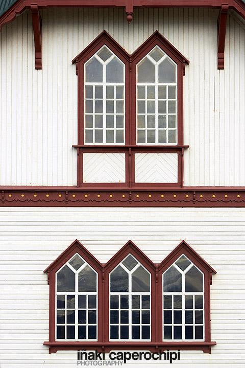 Iglesia de Husavik