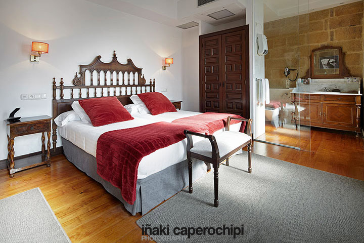 Hotel Saiaz Getaria Hab 24