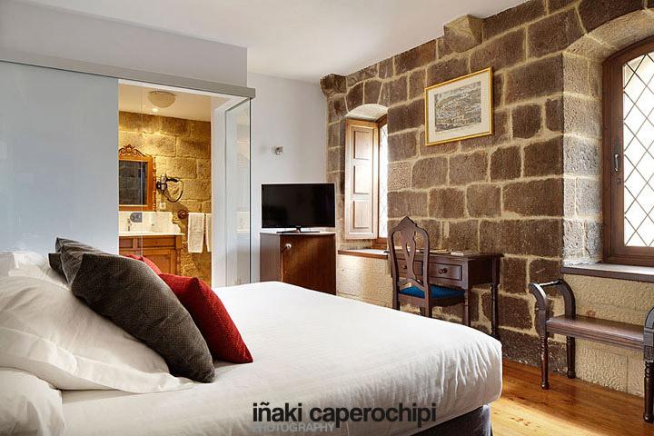 Hotel Saiaz Getaria Hab 14