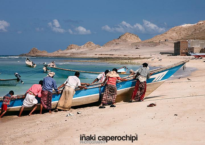 Pescadores de Qalansiyah