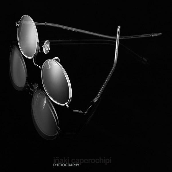 Bodegon de gafas