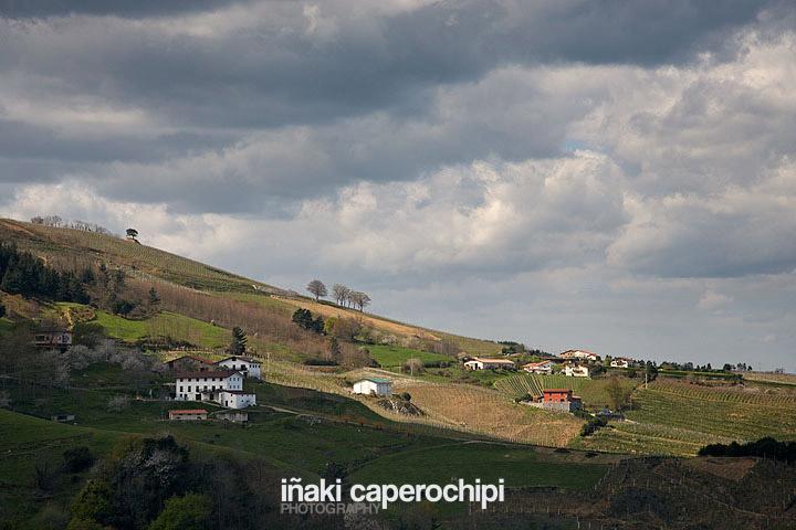 Guetaria y el Monte San Anton (Raton de Getaria)
