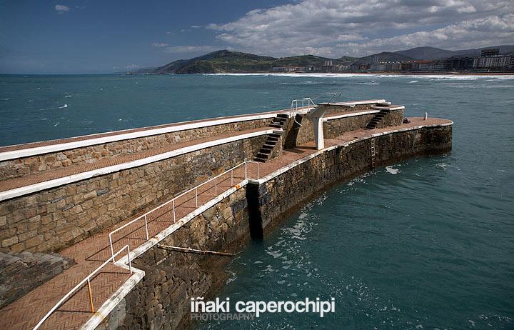 Espigon del Puerto de recreo