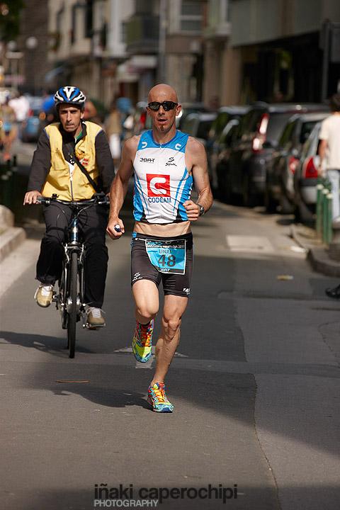 Triatlon de Zarautz 2011
