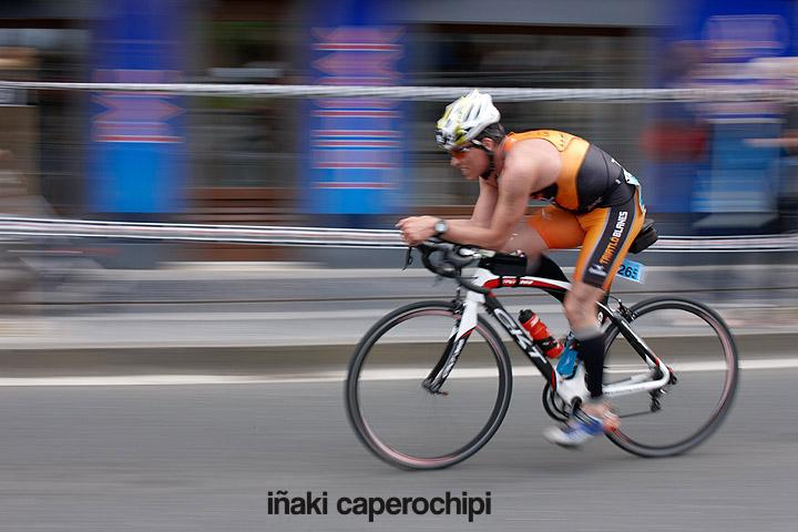 Triatlon de Zarautz 2012