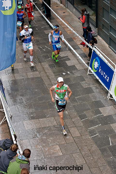Triatlon de Zarautz 2013