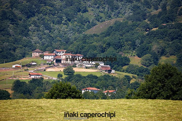 Panoramica de Azpilikueta