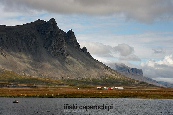 Valle del Parque Nacional Snaefellsjokull