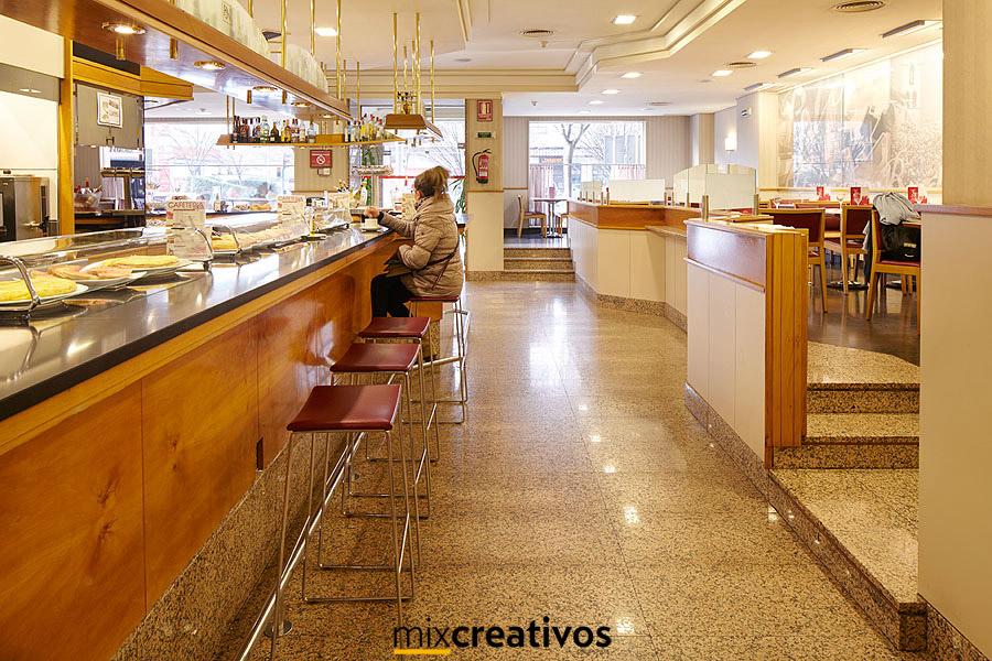 Cafeteria, Hotel Blanca de Navarra