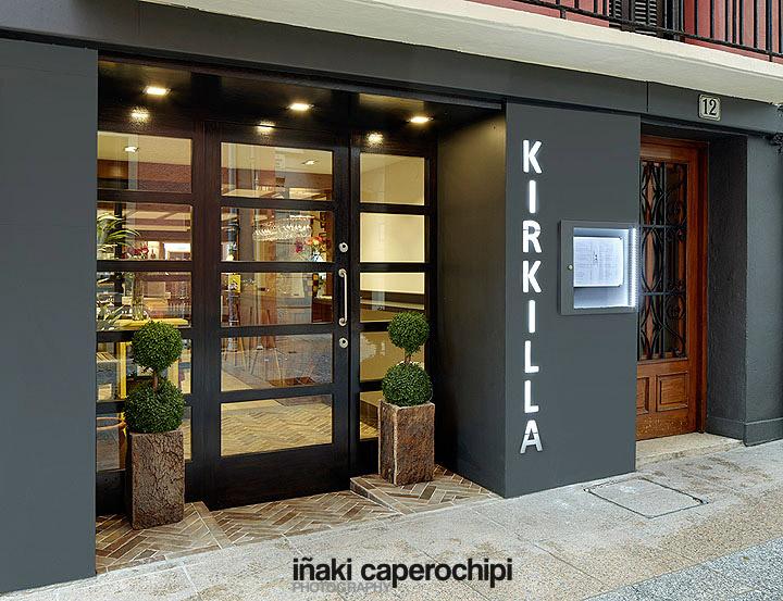 Restaurante Kirkilla