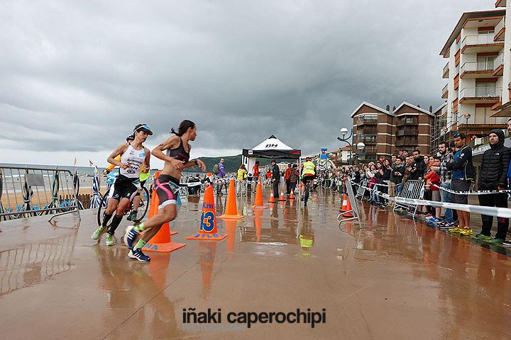 Triatlon Zarautz 2015