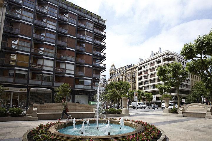 Apartamento tur stico koxtape en san sebasti n - Apartamentos turisticos en san sebastian ...