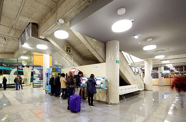 ImagenXXI, Estacion de Autobuses