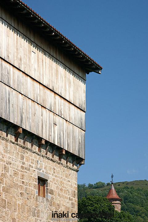 Casa torre Jauregia. Donamaría