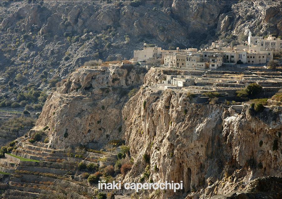 Trek en Jebel El Akhdar