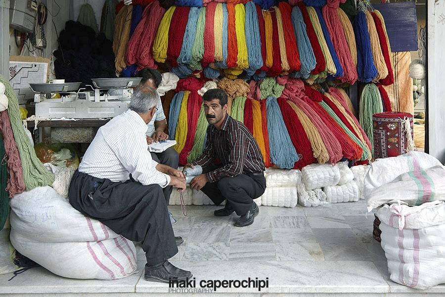 Bazar de Sanandaj