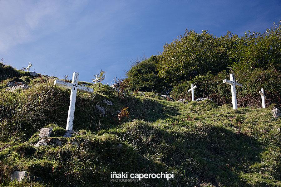 Cruces de Ernio - Txiki