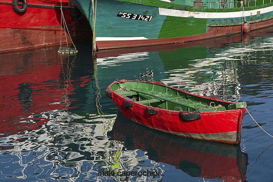 Embarcacion auxiliar