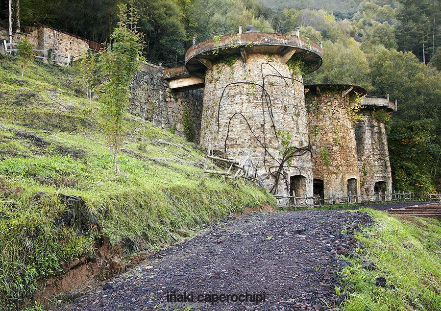 Hornos de las Minas de Aizpea